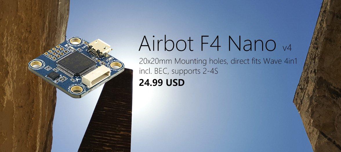 Airbot F4 Nano V4